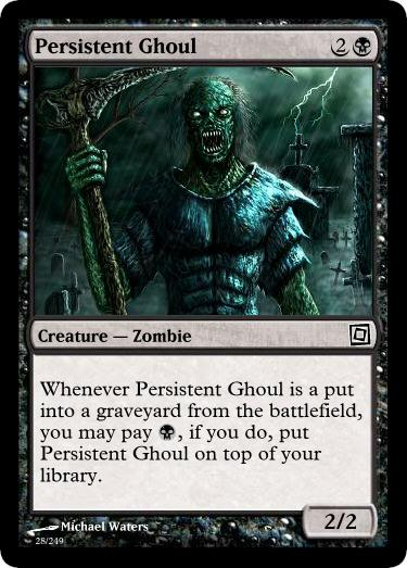 Persistent Ghoul