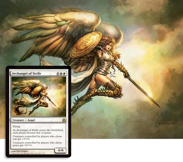 Archangel of Strife