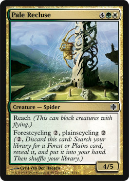 Pale Priest-Spider